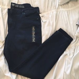 Gap legging Sculpted jeans